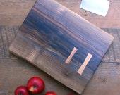 Butterfly Joint Walnut Cutting Board
