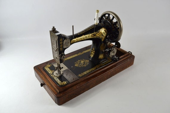 white treadle sewing machine serial numbers