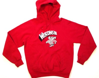 1980's Wisconsin Badgers sweatshirt,  medium