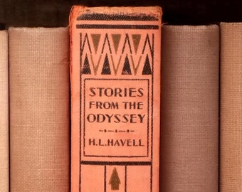 FRAYED The Odyssey stories retold by H. L. Havell