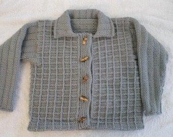 Sage Child Sweater