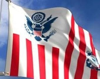 Coast Guard Ensign Flag