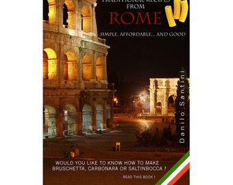My Cook Book - Traditional recipes from ROME
