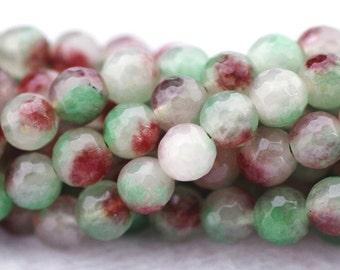 52 JADE Gemstone Beads 8mm - COD8678