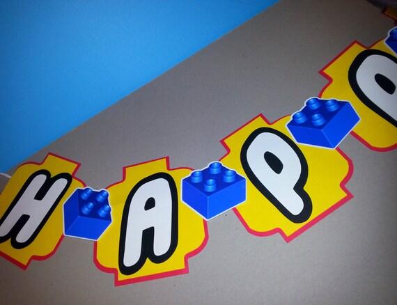 Movie Centerpieces Add Lego Movie Centerpieces