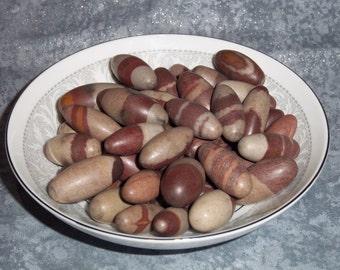 "Small 1.25"" Shiva Lingham Stones"