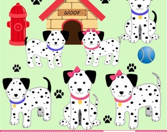 """Shop """"dalmation"""" in Art & Collectibles"""