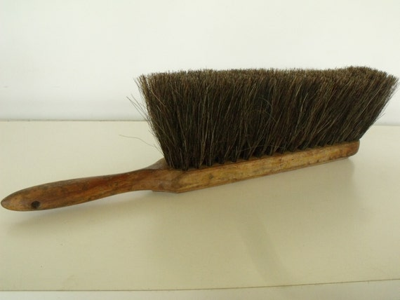Brilliant Long, Soft, Horsehair Bristles Sweep The Finest Dust Out Of Pores And Away From Surfaces Without Burnishing Or Marking The Softest Surface Or Finest Finish Bristle Head Is 3&quot X 8&quot Maple Handle 1312&quot Long