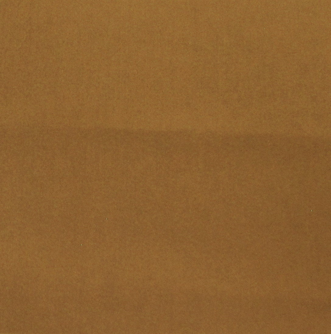 Camel tan ultrasuede fabric for bead embroidery square