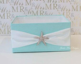 Wedding Open Box/ Program Box - custom order