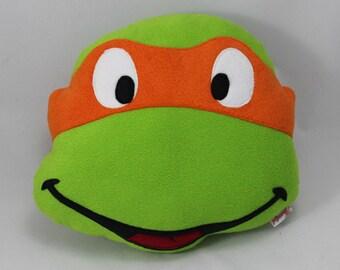 Michelangelo Teenage Mutant Ninja Turtle Cushion