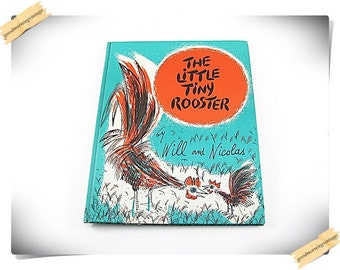 The Little Tiny Rooster Book