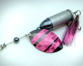 Pink Bullet Fishing Lure