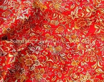4012B - Flowers (red)