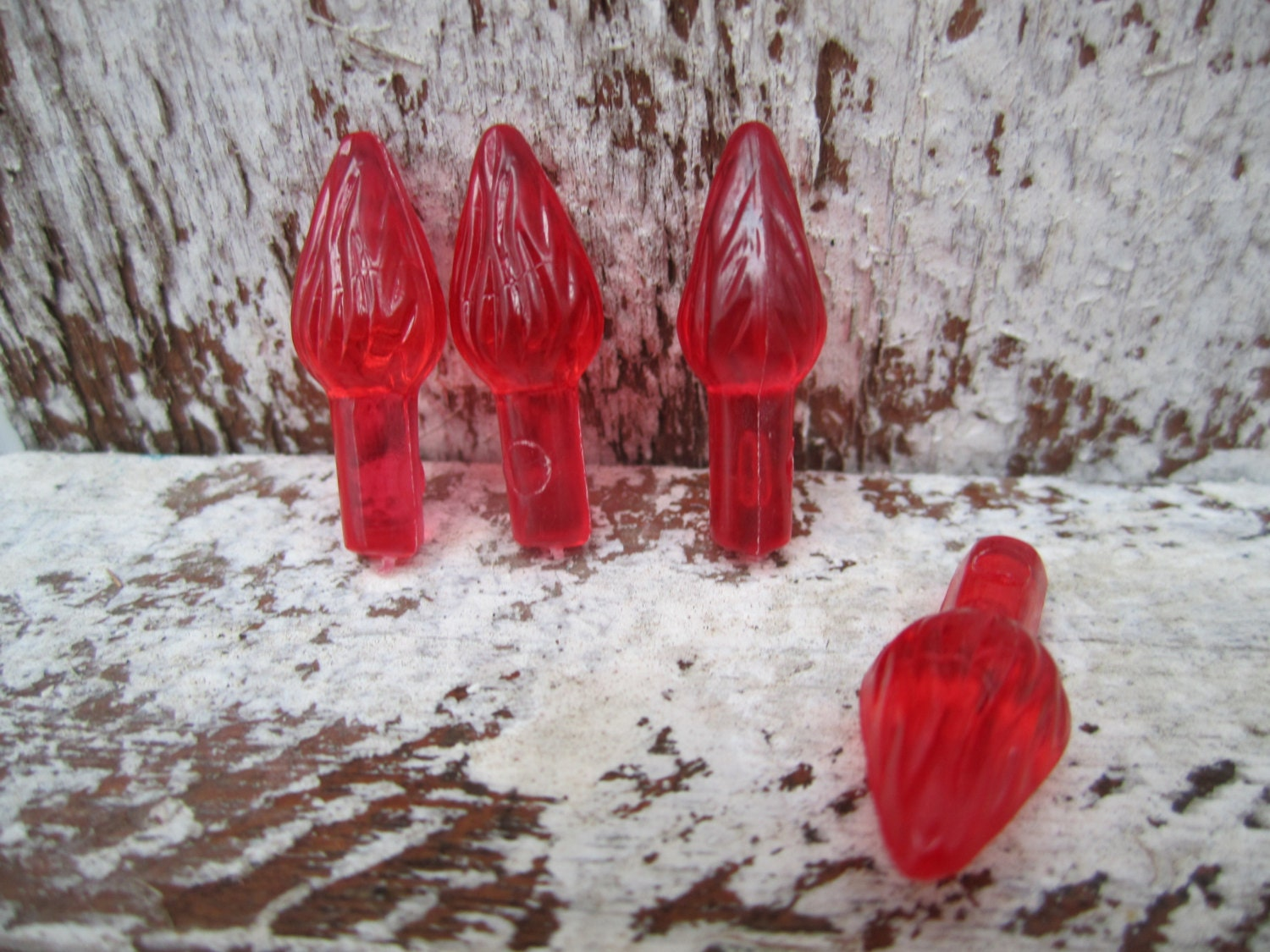 Vintage ceramic christmas tree replacement lights by larrysloot