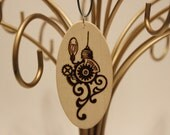 Steampunk Christmas Ornament
