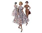 Wiggle Dress Vintage Dress Pattern McCall's 4123