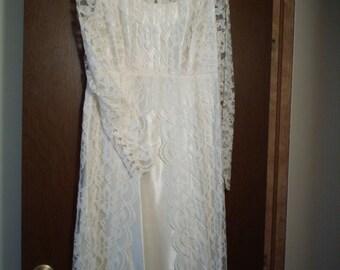 1969 Wedding dress
