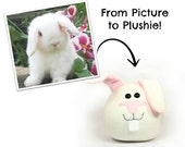 Bunny Plush Toy, Rabbit Soft Toy, Easter Bunny Stuffed Toy, Bunny Plushie