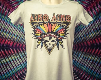 Aiko Aiko Dead Inspired Nola T Shirts / Mongo Arts / Womens Bella Junior Fit Shakedown Lot t Shirt