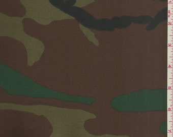 """60"""" Camo Print-15 Yards Wholesale By the Bolt"""