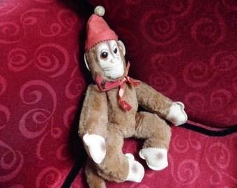 Darling Stuffed Monkey