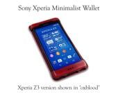 Sony Xperia Leather Minim...