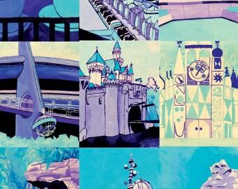 Disneyland Collection (Set of 9)