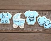 OBGYN Gifts / Gifts for OBGYN / OBGYN Appreciation Gifts / Thank You Gifts for Nurses / Gifts for Doctors / obgyn Sugar Cookies - 12 cookies