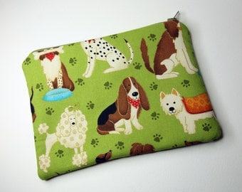 Dogs Cosmetics / Make up Bag