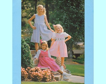 Culotte and Jumper Pattern by Chery Williams. Vintage Smocked