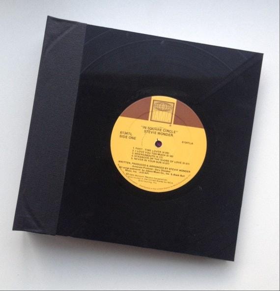 Stevie Wonder Vinyl Record Album Covers