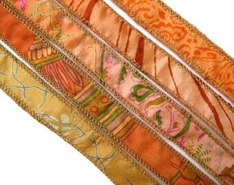 Silk Bracelet Ribbon, W 343
