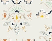 Wanderer - Temple of Allanque - WAN-23302 - April Rhodes for Art Gallery Fabrics - 1/2 Yard