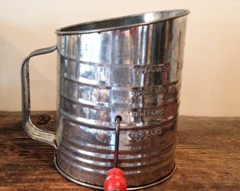Vintage Bromwell's Sifter
