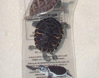 Jolee's Boutique Sea Turtle Embellishments - 3 pcs
