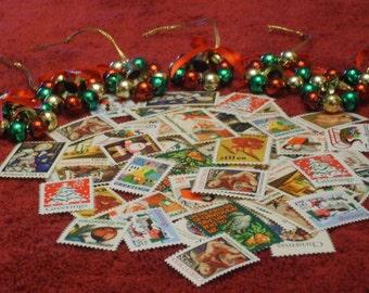 Christmas Jambalaya  - Beautiful Unused Postage Stamps For Christmas Mailing