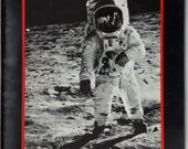 1970 rare Soviet magazine journal Amerika #162 - Armstrong - landing on the moon - photo report