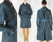 MAX MARA Nylon Trench Coat