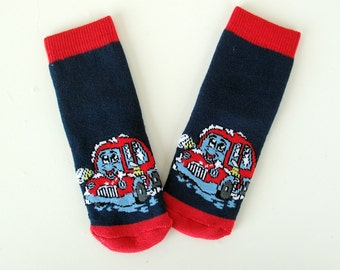 Children Socks Boot Socks Leg Warmer Fun Socks Casual Cotton Socks Cute Ankle Socks Cotton Socks Printed Socks