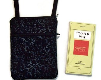 Cell Phone Purse, Phone Case, Small Purse, Cross Body Bag, Hipster, Sling Bag, iPhone Case, Iphone Purse