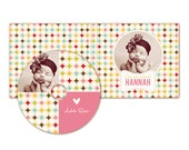 INSTANT DOWNLOAD - Cd/Dvd Label and cover templates - E321
