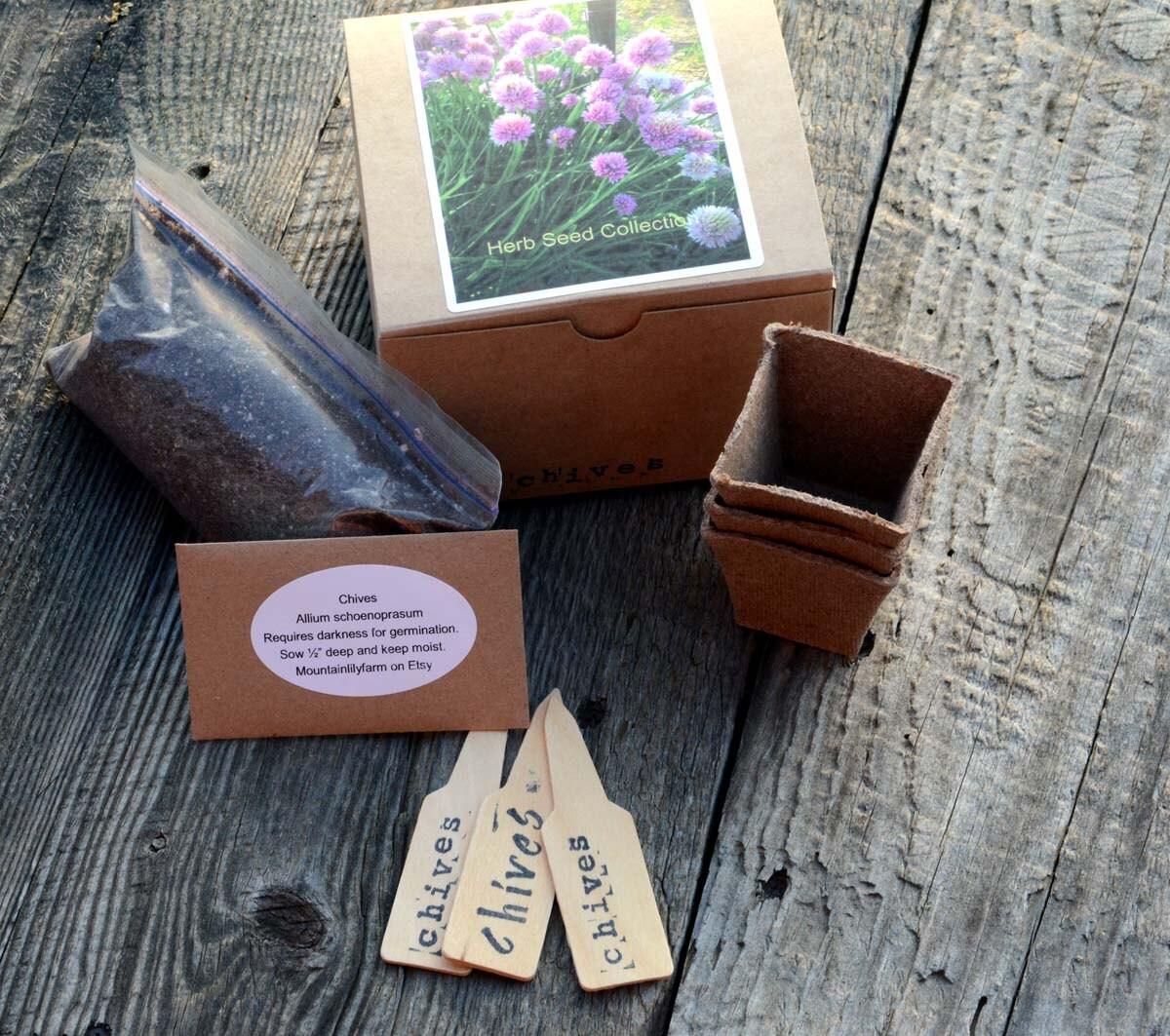 Chandeliers pendant lights - Indoor herb garden starter kit ...