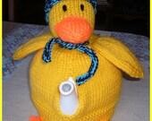 Novelty Duck Tea Cosy