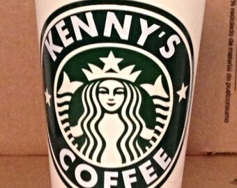 Starbucks - Personalized - Grande Cup - 16 ounce - Hot Drinks