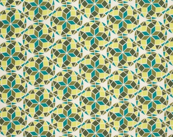 Birch Farm Prism in Sage by Joel Dewberry for Free Spirit Fabrics 1 yard