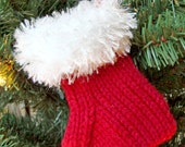 Custom Order: Miniature Stocking Collection