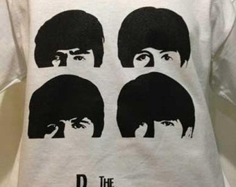 The Beatles A Hard Days Night T-shirt