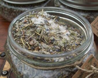 Garden Smudge Herbal Bath Soak
