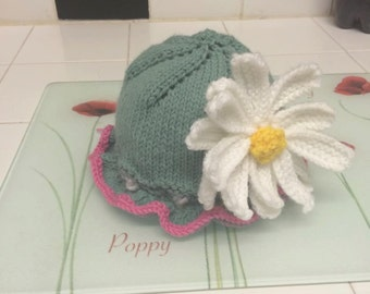 sale 3-6 Month Baby Hat Ready to ship
